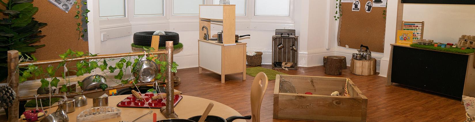 Stourbridge play kitchen